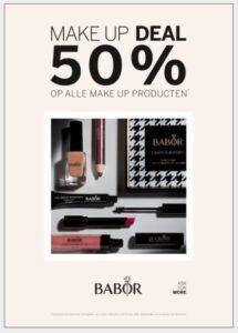Babor - Make Up Deal